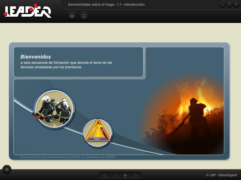 Generalidades sobre el fuego