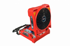 Fire ventilators range